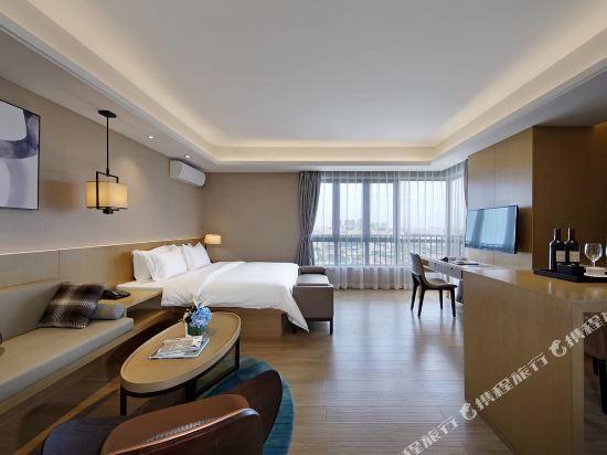 東方銀座國際酒店(東莞松山湖店)(Oriental Ginza International Hotel (Dongguan Songshan Lake))豪華觀景房