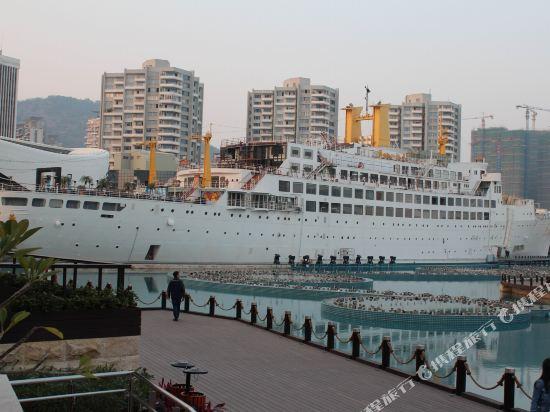 深圳鴻隆明華輪酒店(Cruise Inn)周邊圖片