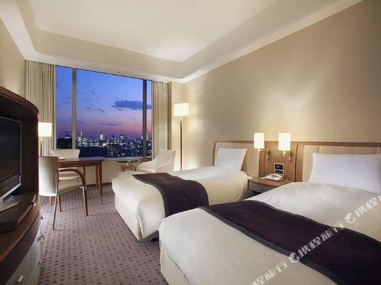 東京巨蛋酒店(Tokyo Dome Hotel)卓越雙床房