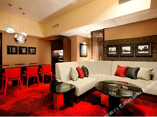 東京汐留皇家花園酒店(The Royal Park Hotel Tokyo Shiodome)高級雙床套房(高級樓層)