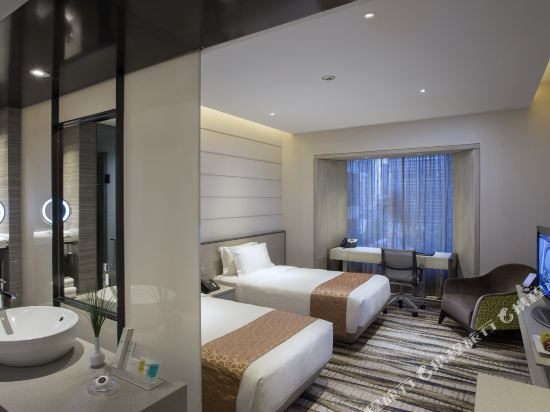 新加坡卡爾登酒店(Carlton Hotel Singapore)豪華房