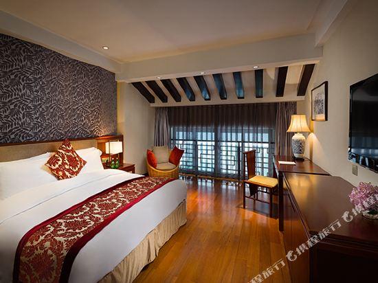 溧陽天目湖御水温泉度假酒店(Yu Shui Hot Spring Hotel)家庭複式房