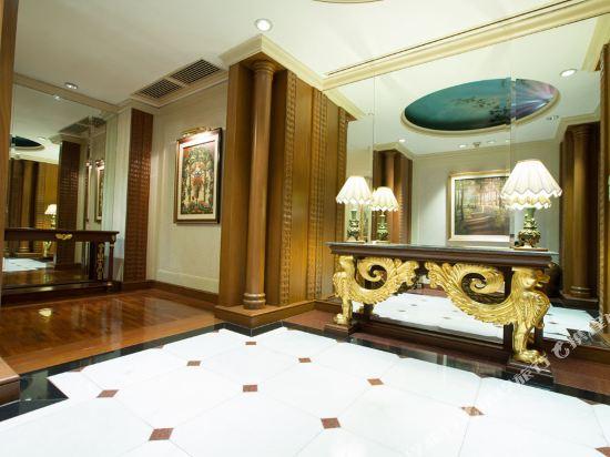 綠寶石酒店(The Emerald Hotel)兩卧室總統套房