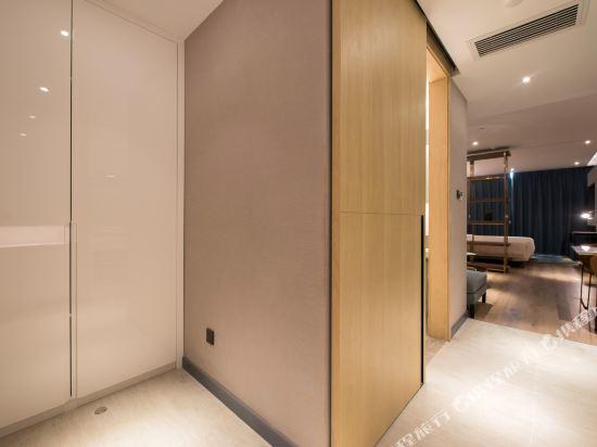 北京東直門亞朵S酒店(Atour S Hotel (Beijing Dongzhimen))幾木公寓大床房
