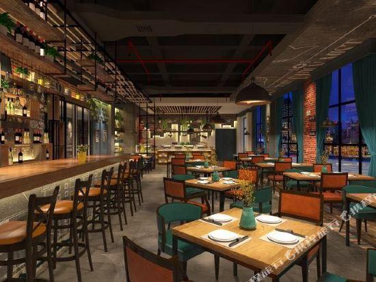 美豪酒店(常州恐龍園旗艦店)(Mehood Hotel (Changzhou Dinosaur Park Flagship))餐廳