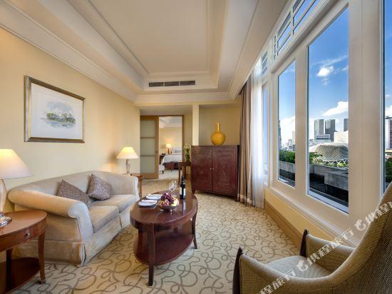 新加坡富麗敦酒店(The Fullerton Hotel Singapore)帕拉迪奧套房
