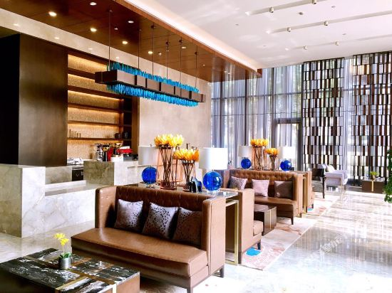 上海浦東主題樂園萬信酒店(Wassim Hotel (Shanghai Pudong Theme Park))大堂吧