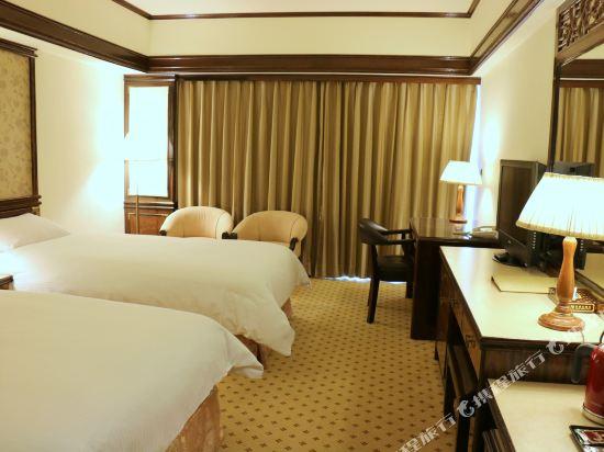 高雄京城大飯店(Hotel King's Town)商務雙人房