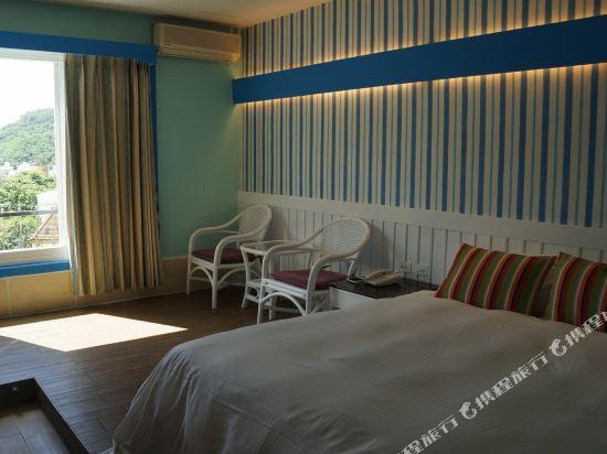 墾丁南灣度假飯店(Kenting Nanwan Resorts)浪漫雙人房