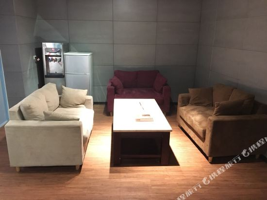 台北西門町旅行箱MiniBox旅店(Minibox Hotel)公共區域