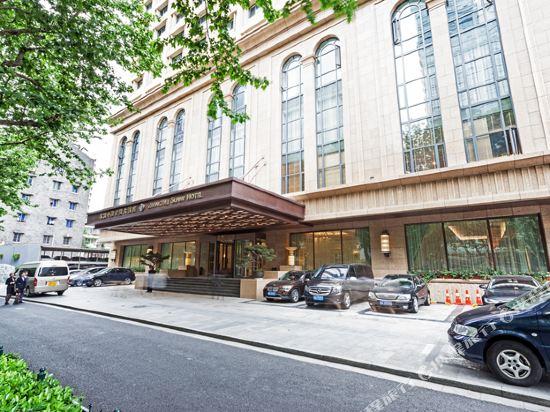 杭州中維香溢大酒店(Zhongwei Sunny Hotel)外觀