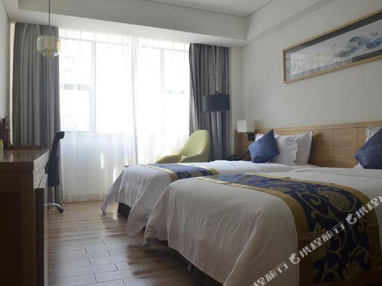 天和酒店(深圳機場T3航站樓店)(Tianhe Hotel (Shenzhen Airport Terminal 3))行政雙床房