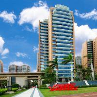 Q加·泰萊半島國際公寓(珠海橫琴海洋王國店)酒店預訂