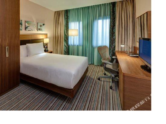 吉隆坡東姑阿都拉曼南希爾頓花園酒店(Hilton Garden Inn Kuala Lumpur Jalan Tuanku Abdul Rahman South)單人客房