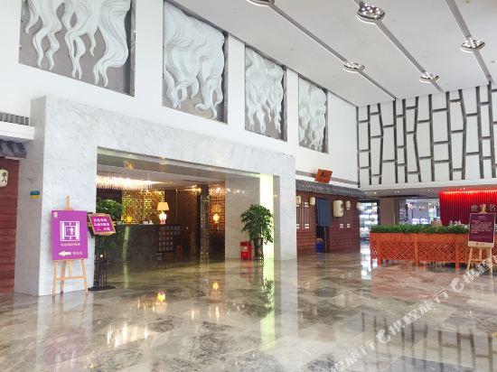 廣州馬會酒店(Jockey Club Hotel)公共區域
