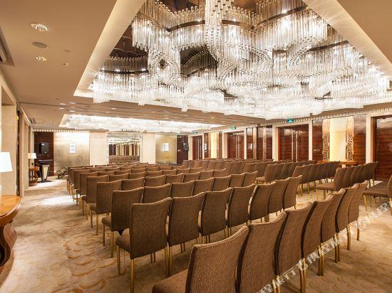 上海中谷小南國花園酒店(WH Ming Hotel)會議室