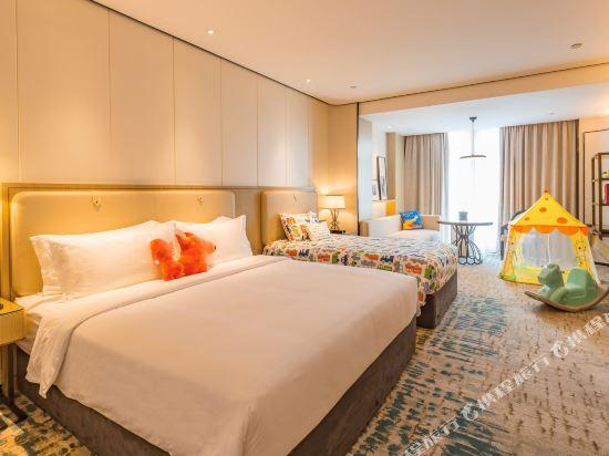 上海智微世紀麗呈酒店(REZEN HOTEL SHANGHAI ZHIWEI CENTURY)豪華親子房
