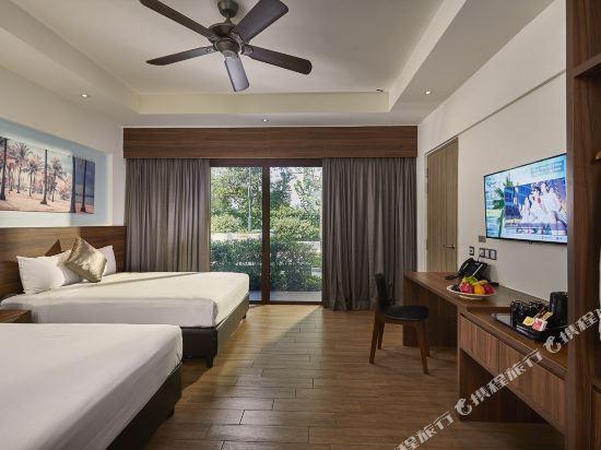 新加坡城東樂怡渡假村(D'Resort @ Downtown East Singapore)海灘灣房
