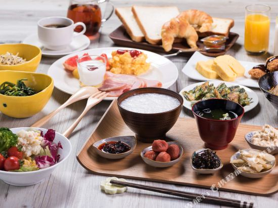 MYSTAYS 名古屋錦酒店(HOTEL MYSTAYS Nagoya Nishiki)餐廳