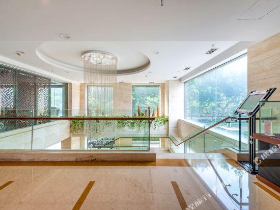 百盛達酒店(佛山千燈湖公園店)(Pasonda Hotel (Foshan Qiandeng Lake Park))公共區域