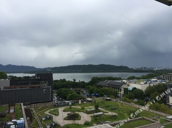 杭州馬可波羅濱湖酒店(Merchant Marco Edgelake Hotel)眺望遠景