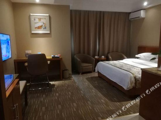 昆明龍騰大酒店(Kunming Long Teng Hotel)商務大床房