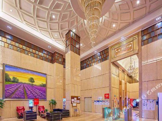 維多利亞公寓(廣州奧園廣場店)(Victoria Apartment (Guangzhou Aoyuan Plaza))大堂吧