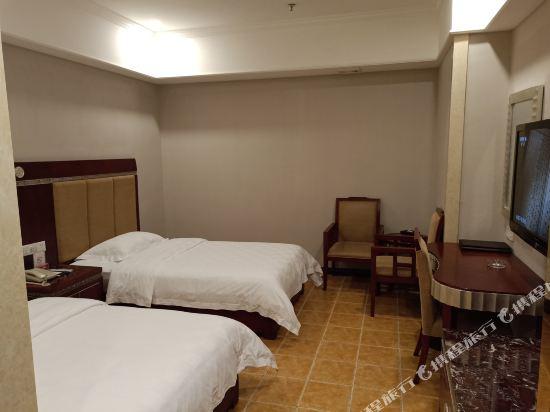 中山匯泉酒店(Huiquan Hotel)標準雙人房(無窗)