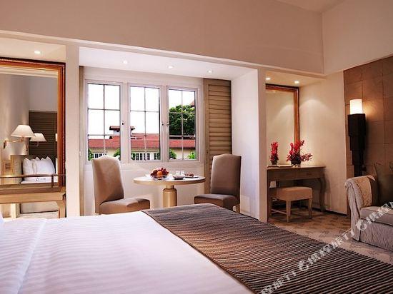 良木園酒店(Goodwood Park Hotel)豪華房