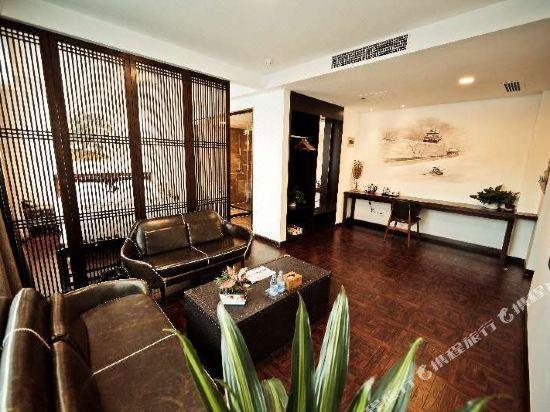 時光漫步懷舊主題酒店(北京國貿勁鬆店)(Nostalgia Hotel (Beijing Guomao Jinsong))套房