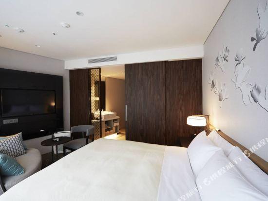 格拉斯麗首爾酒店(Hotel Gracery Seoul)豪華大床房