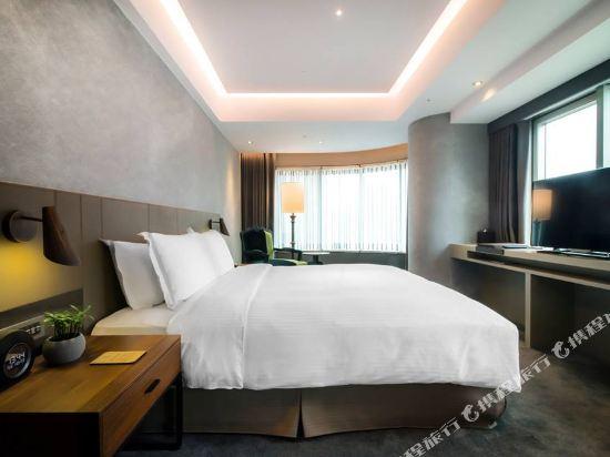 台北有園飯店(U Hotel Taipei)豪華雙人間
