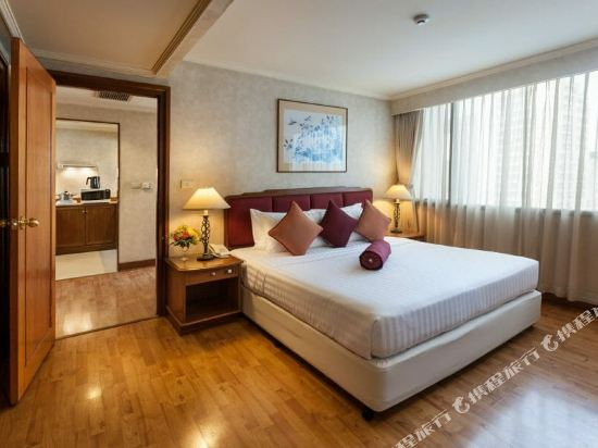 曼谷瑞博朗德酒店(Rembrandt Hotel Bangkok)一卧室套房