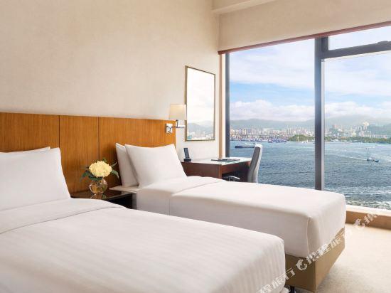 香港港島太平洋酒店(Island Pacific Hotel)海景客房
