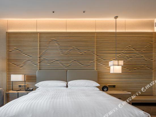 深圳佳兆業萬豪酒店(Shenzhen Marriott Hotel Golden Bay)殘疾人客房