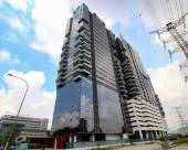 吉隆坡547一卧室靠近鷹格醫院OYO公寓