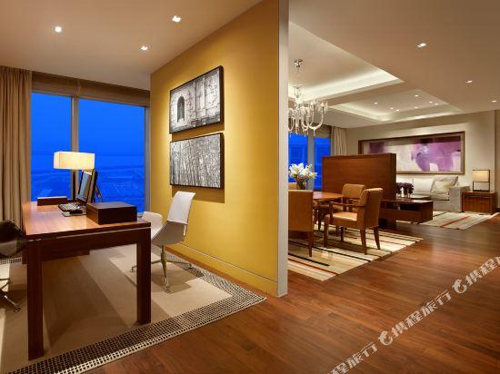 澳門君悅酒店(Grand Hyatt Macau)外交官套房