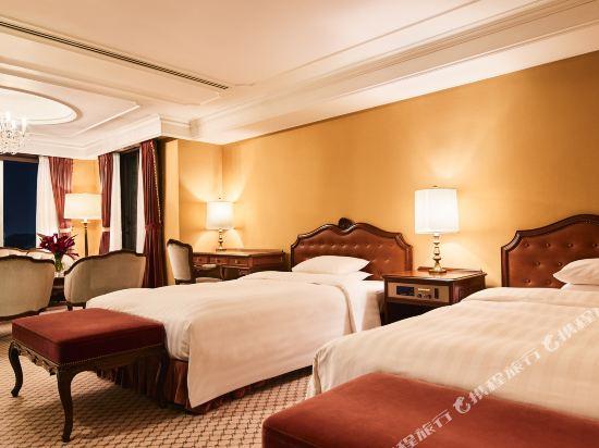 大阪麗嘉皇家酒店(Rihga Royal Hotel)西翼-套房