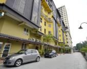 吉隆坡1197梅根大使館華麗OYO公寓