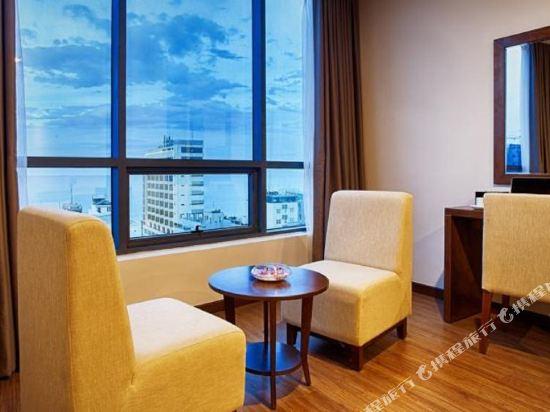 阿凡達峴港酒店(Avatar Danang Hotel)豪華套房