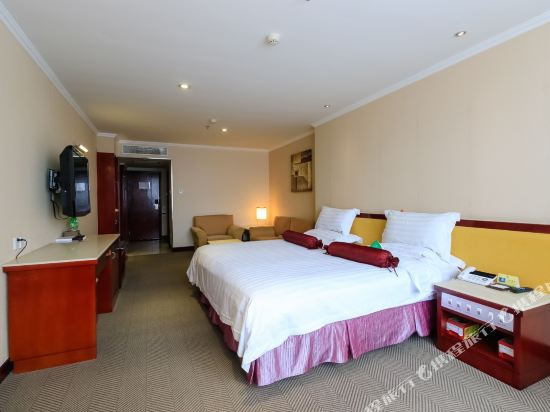 珠海L Hotel蓮花店豪華大床房