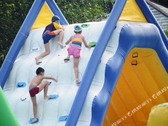 中山温泉賓館(Zhongshan Hot Spring Resort)兒童樂園/兒童俱樂部