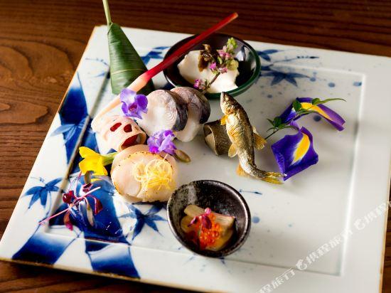 京都翠嵐豪華精選酒店(Suiran, a Luxury Collection Hotel, Kyoto)餐廳