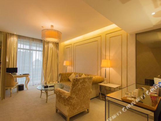 中山東方海悅酒店(Hiyet Oriental Hotel)浪漫套房
