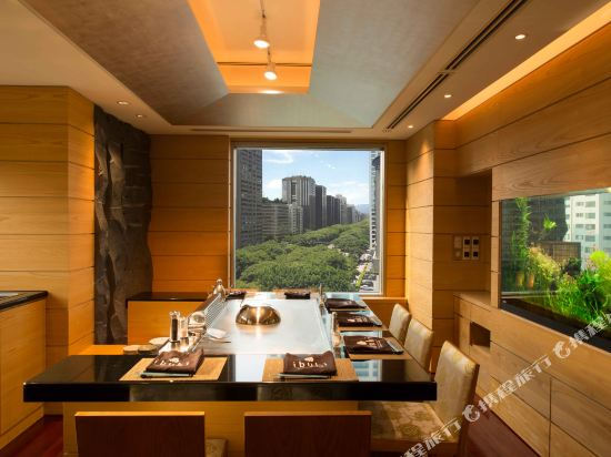 香格里拉台北遠東國際大飯店(Shangri-La's Far Eastern Plaza Hotel Taipei)餐廳