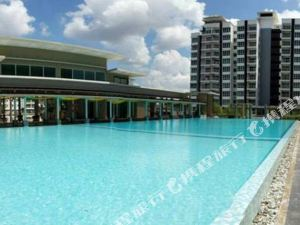 山打根IJM公寓名宿(Sandakan Holiday Apartment @Sri Utama Condominium)