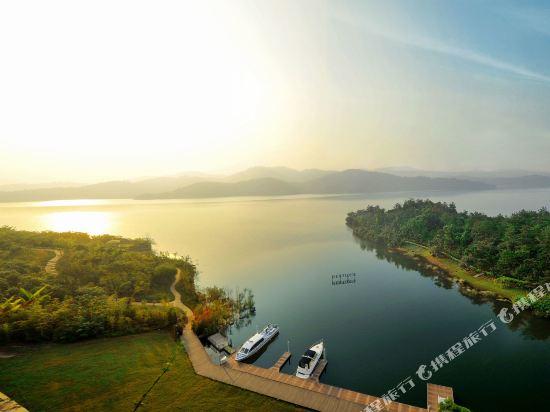 溧陽涵田度假村酒店(Hentique Resort & Spa)眺望遠景