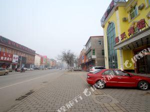 涿州海天商務快捷賓館