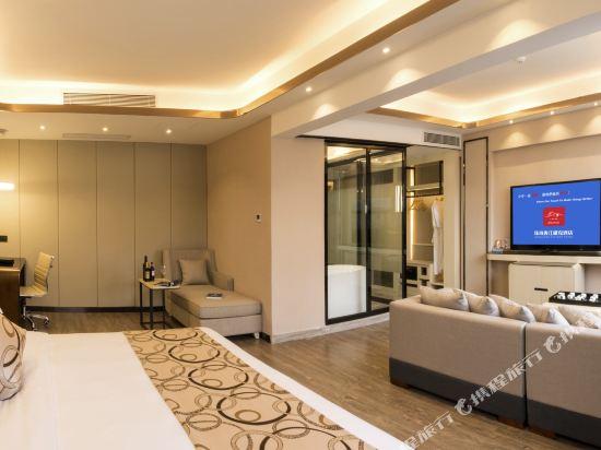 珠海香江維克酒店(Zhuhai Hongkong Victory Hotel)行政大床房