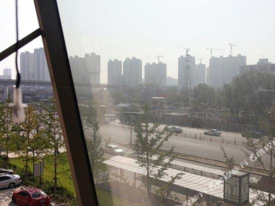 XY酒店公寓(北京金茂府店)(XY Apartment Hotel (Beijing Jinmaofu))眺望遠景